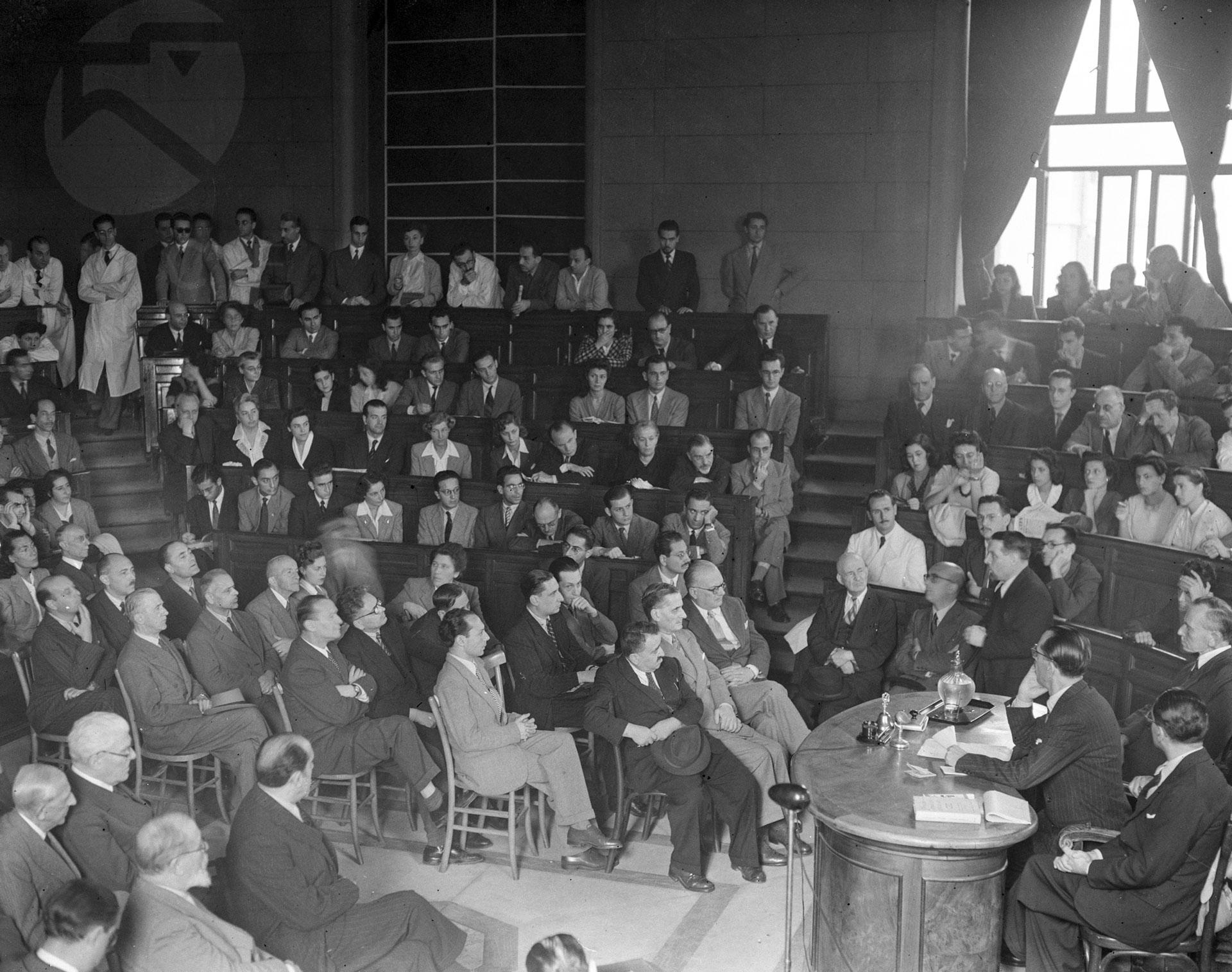 Primo Congresso nazionale della Società psicoanalitica italiana