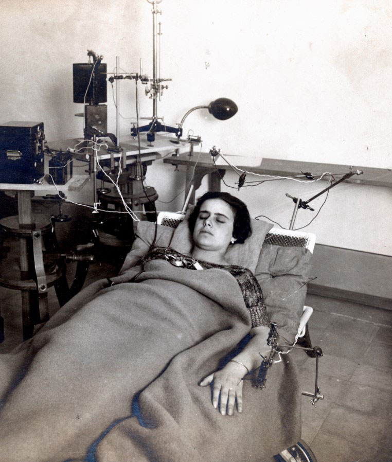 Margherita Signorelli, analisi psichica, Vittorio Benussi
