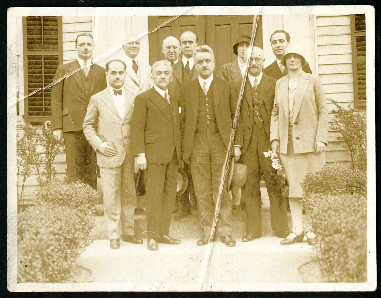 Primo Congresso di igiene mentale, New Haven, Conecticut, maggio 1930
